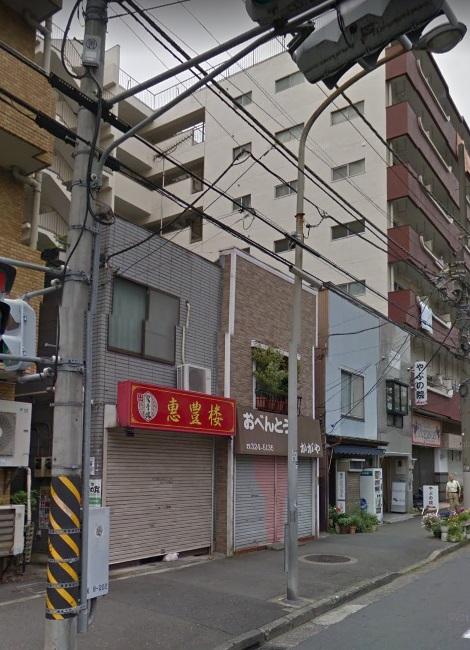 中華料理店居抜き 一棟