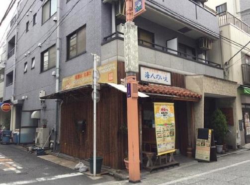 沖縄そば店居抜き