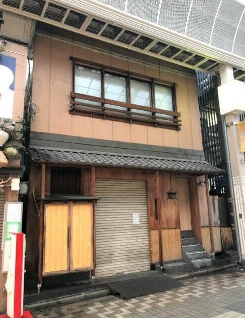 寿司屋居抜き 一棟