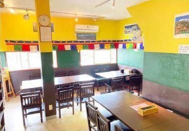インド・ネパール料理店居抜き