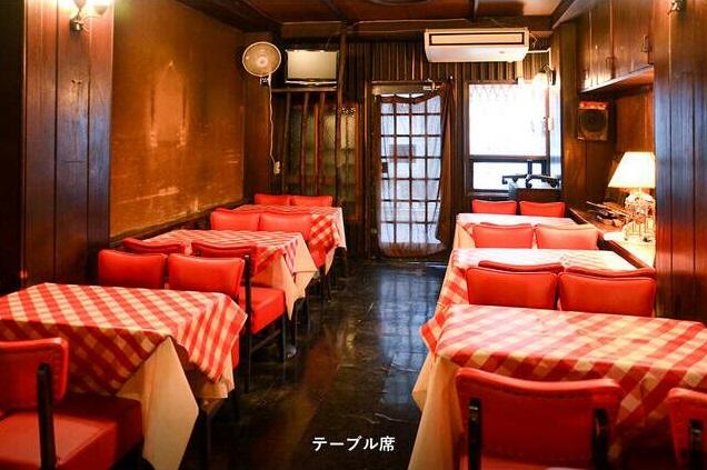 洋食レストラン居抜き