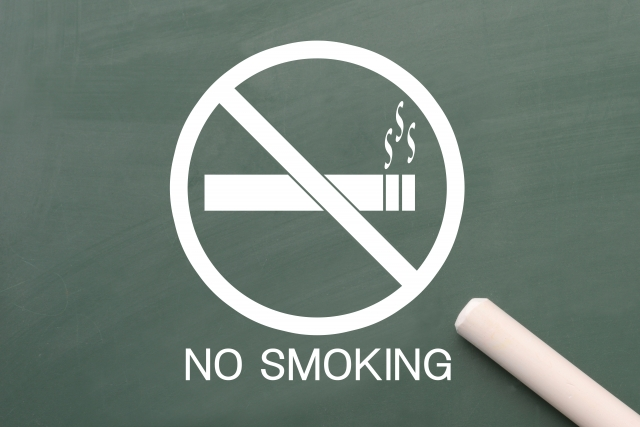 東京都受動喫煙防止条例について